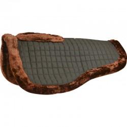 EQUI-THEME Comfort Rückenschoner mit Widerrist-Ausschnitt