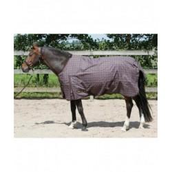 Harry`s Horse Decke Thor 0gr. Black Coffee CHECK TC lining 175 cm