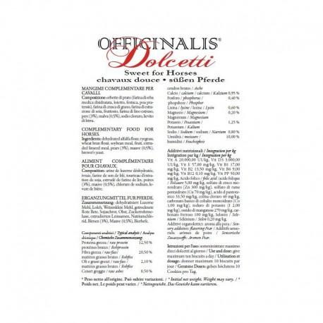 OFFICINALIS® Pferdeleckerlis, verschiedene Spezialgeschmäcker, 700 g