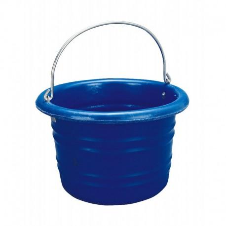 EKKIA Kunststofftrog mit Henkel, 27 Liter