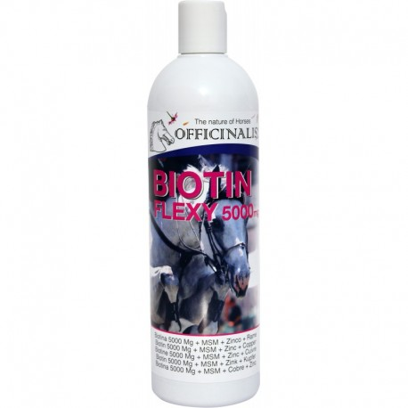 "OFFICINALIS® ""Flexi Biotin 5000"" Ergänzungsfuttermittel"