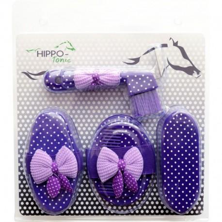 """HIPPO-TONIC """"Nœud"""" Putz-Set Schleife"""