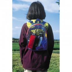 EKKIA Putz-Rucksack für Kinder