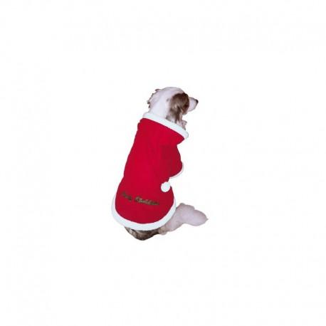 EKKIA Weihnachtsmantel für Hunde