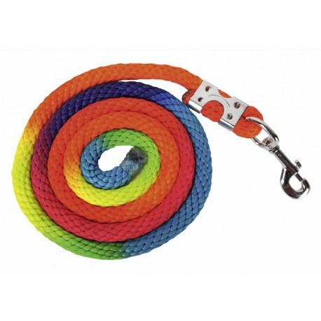 HKM Strick -Multicolor-mit Karabinerverschluss