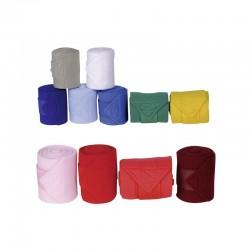HKM  Polarfleecebandagen, 4er Set
