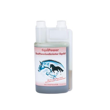 Stoffwechselkräuter Liquid EquiPower